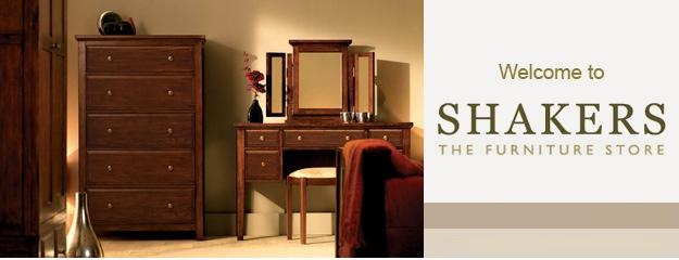 Shakers Furniture Store Hessle Hull East Yorkshire 01482 648789